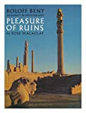 img - for Roloff Beny interprets in photographs Pleasure of ruins book / textbook / text book
