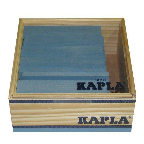 KAPLA-Hellblau 40 Steine
