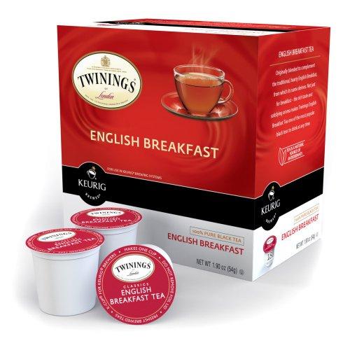 Keurig Keurig Twinings English Breakfast Tea K-Cups - 108 Pk. front-575417