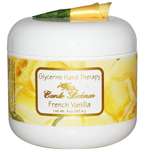 French Vanilla 4 Oz. Glycerine Hand Therapy
