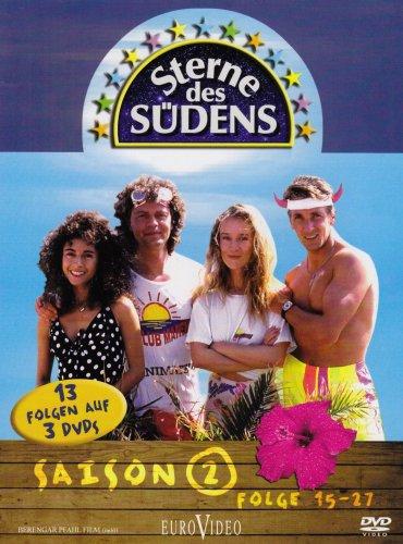 Sterne des Südens - Season 2 [3 DVDs]