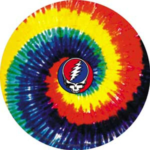 Licenses Products Grateful Dead SYF Swirl Sticker - 1