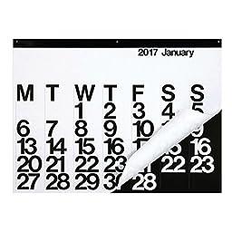 2017 Stendig Wall Calendar