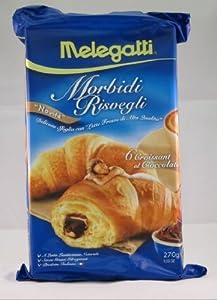 Melegatti Cioccolato Croissant (6x)