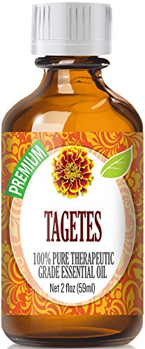 Tagetes (60ml) 100% Pure, Best Therapeutic Grade Essential Oil - 60ml / 2 (oz) Ounces