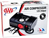 AAA 250 PSI 12 Volt 6 In 1 Air Compressor