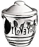 Authentic Chamilia Disney Charm Love You Hunny Pot 2010-2960
