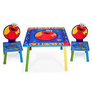 Sesame Street Kids Furniture Collection 123