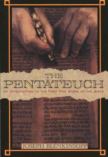 The Pentateuch: An Introduction to the First Five Books of the Bible (The Anchor Yale Bible Reference Library)