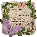 Evergreen Enterprises Those We Love Dont Go Away Memorial Stepping Stone