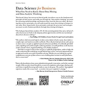Data Science for Business Livre en Ligne - Telecharger Ebook