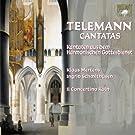 Telemann: Kantaten aus dem harmonischen Gottesdienst
