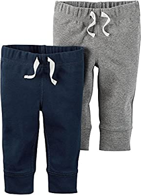 Carter's Unisex 2 Pack Jogging Pants (Baby) by Carters that we recomend individually.