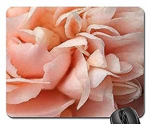 Amazon.com: Soft Peach Flower Mouse Pad, Mousepad (Flowers Mouse Pad