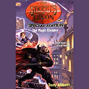 The Secrets of Droon: Books 1-3 | [Tony Abbott]