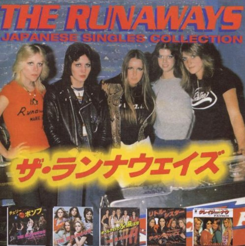 The Runaways-Japanese Singles Collection-(CDM RED 358)-Remastered-CD-FLAC-2008-WRE Download