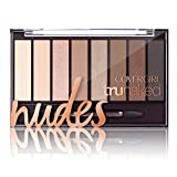 CoverGirl Trunaked Eyeshadow, Nudes, 0.23 oz
