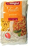 BiAglut Gluten-Free Fusilli Pasta, 17.6 Ounce Packages (Pack of 6)