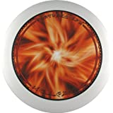 Eurodisc Ultimate Frisbee Competition Disc 175g - Fotoprint HELLFIRE