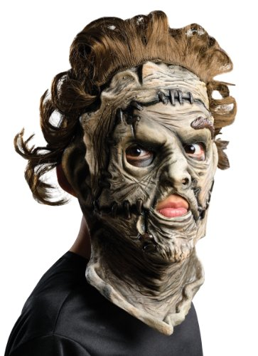 Texas Chainsaw Massacre Leatherface 3/4 Costume Mask Child
