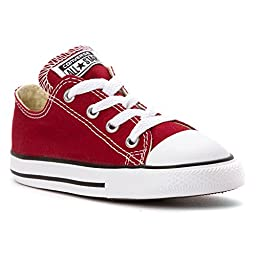 Converse Chuck Taylor All Star Low Top Chili Paste 749521C Infant 6
