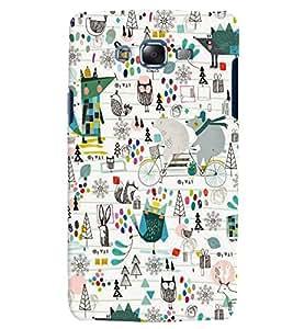 Citydreamz Back Cover For Samsung Galaxy A3|