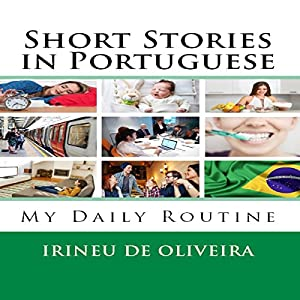 Short Stories in Portuguese Hörbuch