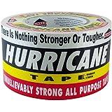 Bunker Industries 00101 Hurricane Tape, 3-Inch by 60-Yard, White