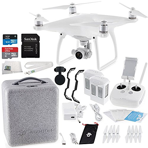 DJI-Phantom-4-Quadcopter-Essentials-Bundle