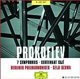 echange, troc  - Prokofiev : les 7 Symphonies - Lieutenant Kijé