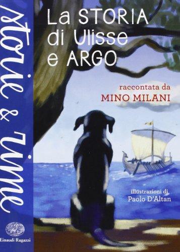 La storia di Ulisse e Argo PDF