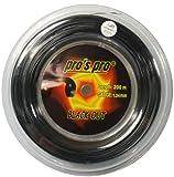 Tennissaite Blackout 200m 1.24 mm für Topspin _
