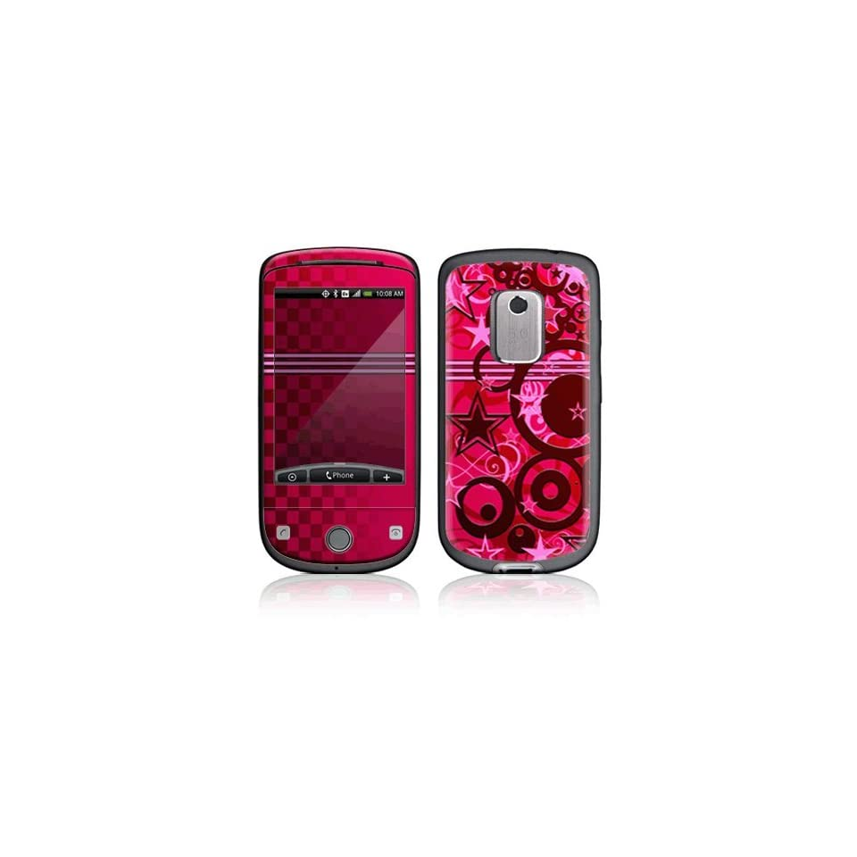 Circus Stars Decorative Skin Cover Decal Sticker for HTC Hero (Sprint) Cell Phone