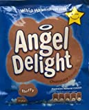 Birds Angel Delight Chocolate Flavour 6 x 59gm sachet
