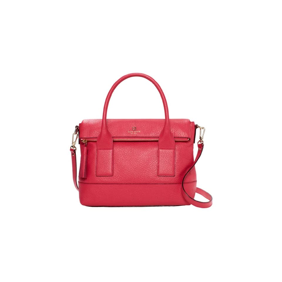 Kate Spade New York Womens Leather Southport Ave Carmen, Rngwld Pink, One Size