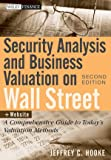 Security Analysis and Business Valuation on Wall Street + Companion Web Site: A Comprehensive Guide to Todays Valuation Methods