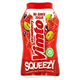 Vimto Squeezy Strawberry Water Enhancer 6x50ml