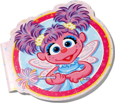 Abby Cadabby Notebooks (4 count)