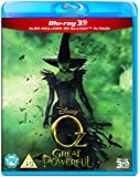Oz the Great and Powerful (Blu-ray 3D + Blu-ray) [Region A & B & C]