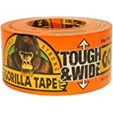 "Gorilla Glue Duct Tape, 30 yards Length, 3"" Width"