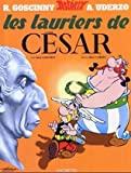 img - for les lauriers de Cesar: Asterix and the Laurel Wreath (Une Aventure d'Asterix) (French Edition) by Goscinny (1972-05-01) book / textbook / text book