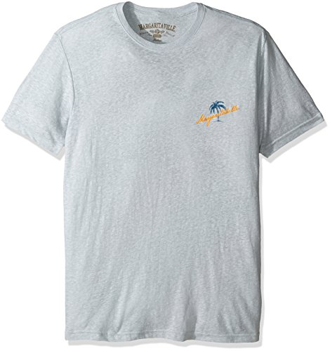 Margaritaville Men's S/s Changes T-Shirt, Light Heather Grey, XX-Large (Margaritaville Shirt compare prices)