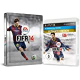 FIFA 14 - Ultimate Edition mit Steelbook (Exklusiv bei Amazon.de) - [PlayStation 3]