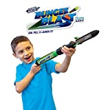 Bungee Blast Mini Foam Pump Rocket Toy With EZ-Pull Bungee Power Launch System