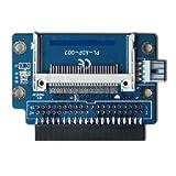 世田谷電器 CFx2変換基盤40ピンIDE直付形状 UDMA転送 玉川 AR-IDE1CF400