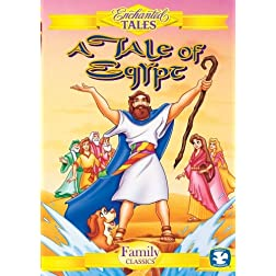 Enchanted Tales Tale of Egypt