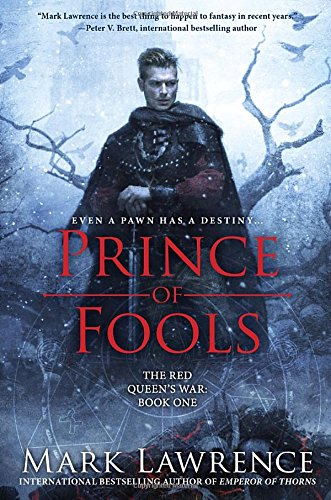 Image of Prince of Fools (The Red Queen's War)