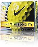 NIKEGOLF(ナイキゴルフ) ゴルフボール TI-VELOCITY ベロシティ 1ダース 12個入 ランキングお取り寄せ