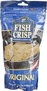 McCormick Fish Crisp Original Seasoned Coating Mix