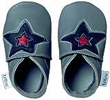 Bobux BB 4146 Grey Astro Star Kinderschuhe